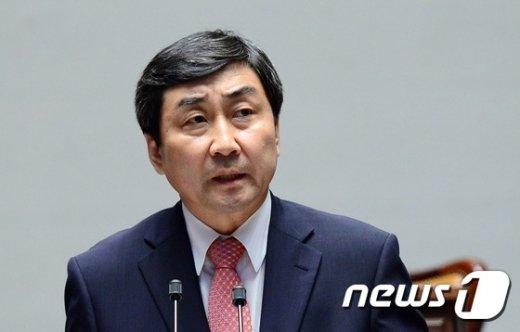 이종걸 새정치민주연합 원내대표. 2015.8.11/뉴스1 © News1