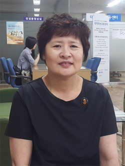 박정란 상명대 학생처 취업지원팀 현장실습지원센터 팀장.