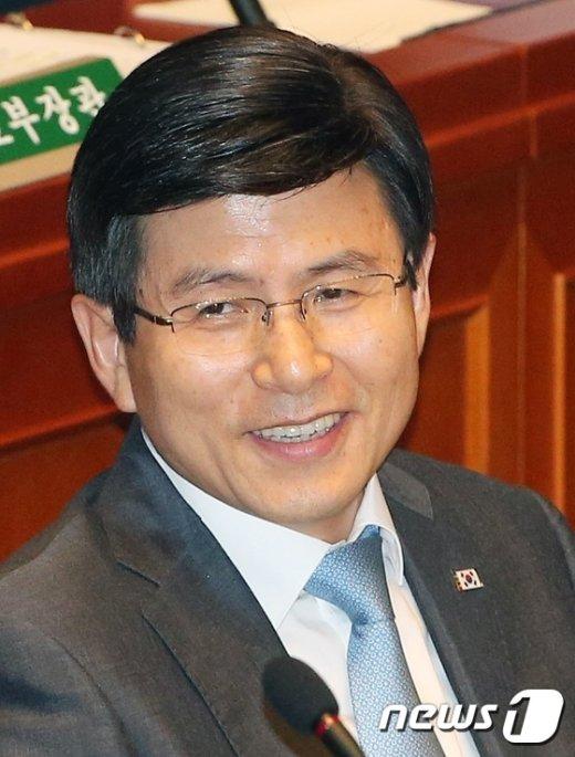 [사진]총리의 미소
