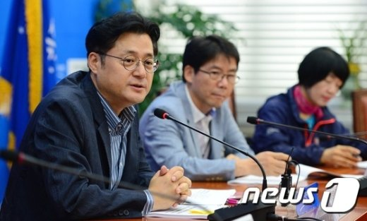 [사진]롯데사태를 통해 본 재벌개혁과 경제민주화 과제 긴급토론회