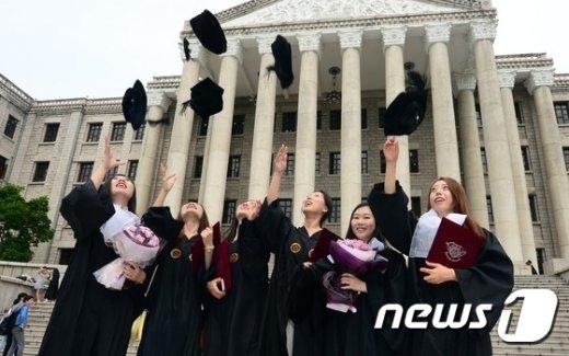 [사진]졸업, 새로운 시작