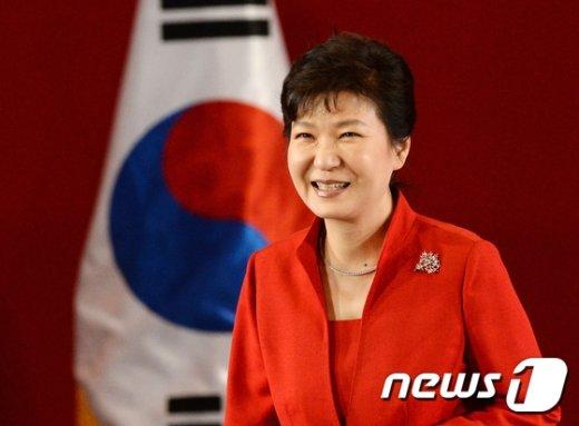 박근혜 대통령.© News1