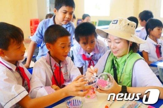 [사진]즐거운 과학교실