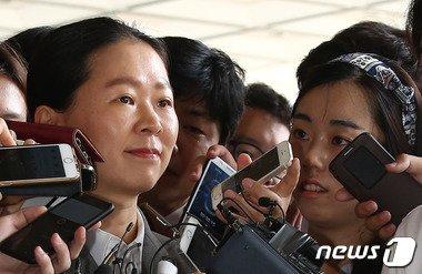 권은희 새정치민주연합 의원. © News1