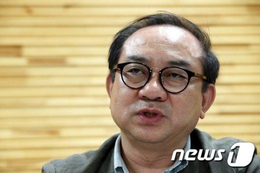 [사진]김봉렬 총장 '미래의 고전 창작하는 한예종 되도록 노력'