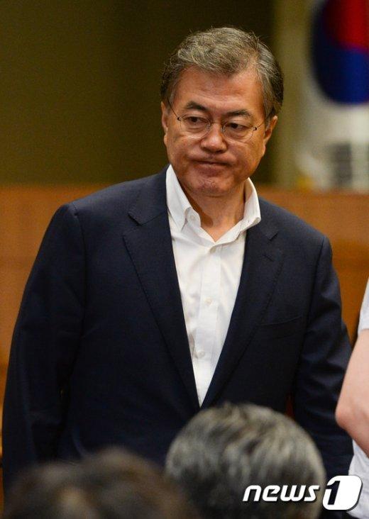 [사진]대법원 판결 기다리는 새정치민주연합
