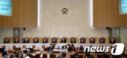 [사진]대법원, 한명숙 의원 징역 2년 확정