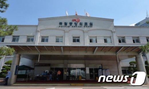 집중치료기관 국립중앙의료원. /뉴스1 © News1