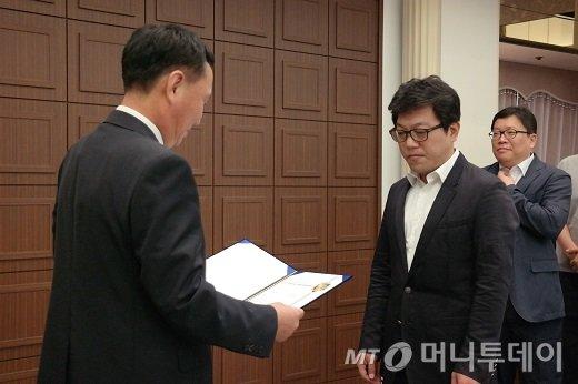 씨온드림, 달리웍스, 와이더블유모바일 '미래성장동력대상'