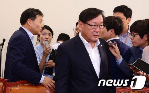 [사진]국회 정개특위, 선거구 획정기준 합의 불발