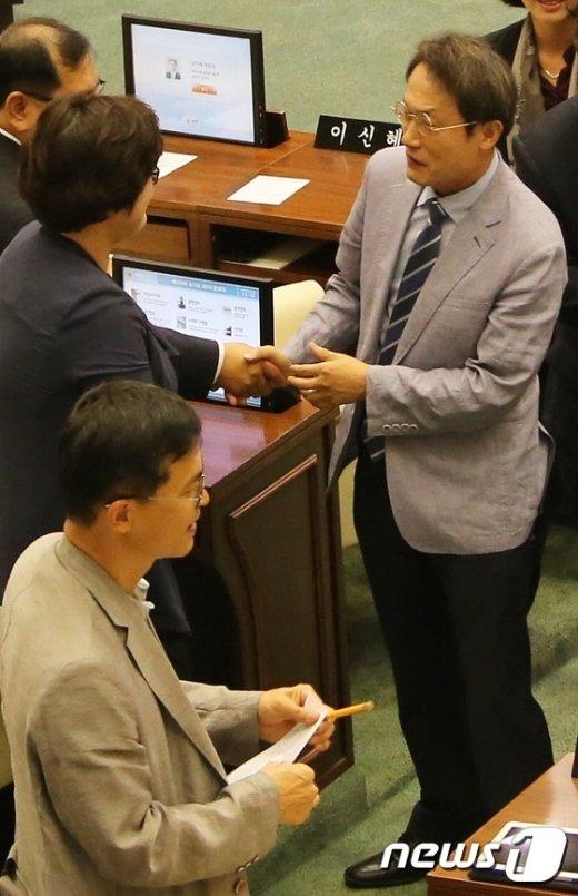 [사진]제263회 서울시의회 임시회 제3차 본회의