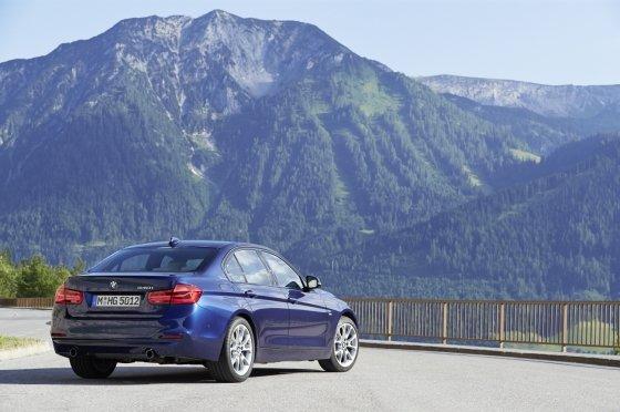BMW 뉴 3시리즈 세단/사진제공=BMW코리아