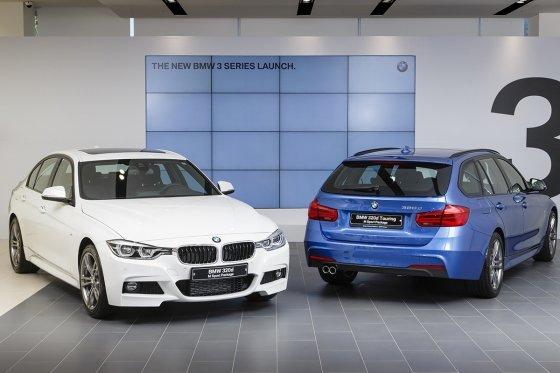 BMW 뉴 3시리즈/사진제공=BMW코리아