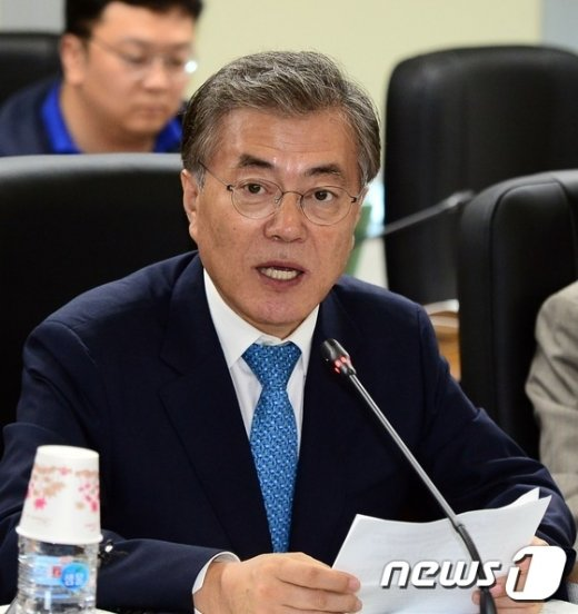 [사진]문재인 대표, 새정치민주연합-세종시 예산정책협의회 인사말