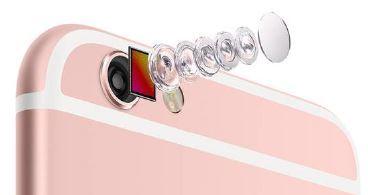 카메라 성능이 향상된 애플 '아이폰6s'