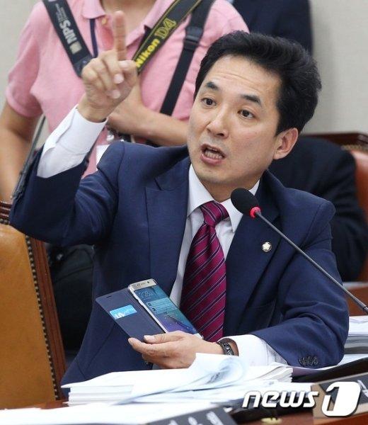 """[사진]박민식 """"네이버, 빅브라더 아닌 오마이갓"""""""