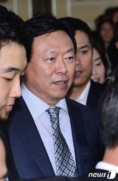 신동빈 롯데그룹 회장. 2015.8.20/뉴스1 © News1 이종덕 기자