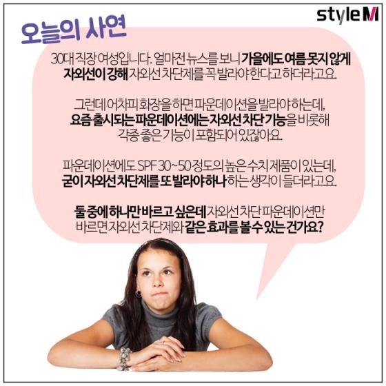 [카드뉴스] 자외선 차단 파운데이션, 정말로 자외선 막아주나요?