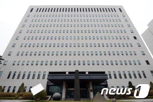서울 양천구 신정동 서울남부지방검찰청사.