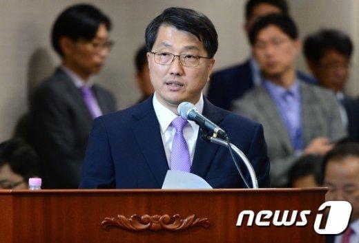 [사진]금융감독원 국정감사 업무보고