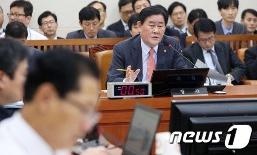 [사진]기획재정부 국정감사