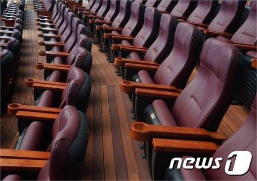 고척스카이돔 다이아몬드석 (사진=서울시 제공) 2015.9.15/뉴스1© News1