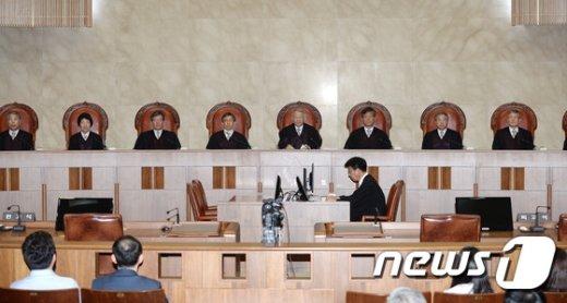 [사진]대법 '바람 피운 배우자는 이혼청구 자격 없다'