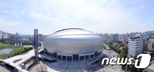 [사진]국내 최초 돔야구장 고척스카이돔