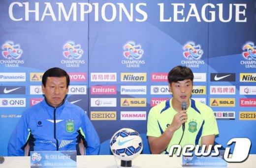[사진]AFC 챔피언스리그 8강 2차전 앞둔 전북현대
