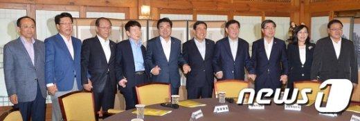 [사진]제5차 당·정·청 정책조정협의회