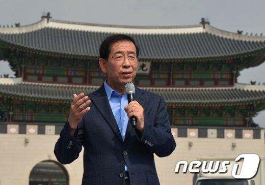 [사진]'오늘은 서울시 차 없는 날입니다'