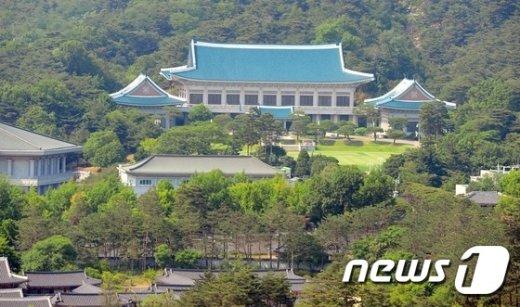 청와대 전경/ 뉴스1 © News1 양동욱 기자