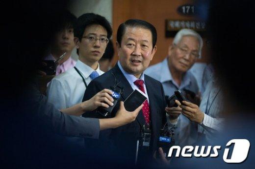 박주선 새정치민주연합 의원.