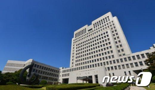 서울 서초구 서초동 대법원 2015.9.16/뉴스1 © News1 변지은 인턴기자