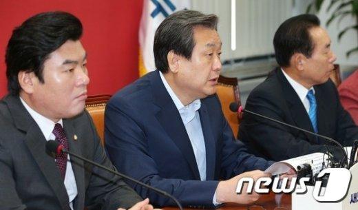與, 오늘 최고위 소집…'선거구획정·국민공천제' 논의
