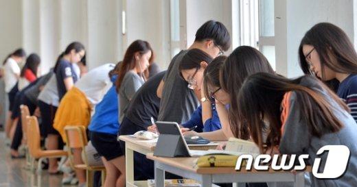 [사진]추석연휴 '집중 또 집중'