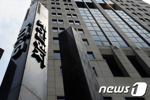 [사진]검찰 KT&G 본사 압수수색