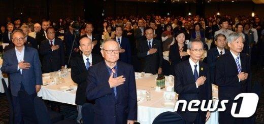 [사진]10.4 남북정상선언 8주년 기념식