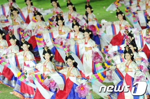 [사진]한국의 춤사위