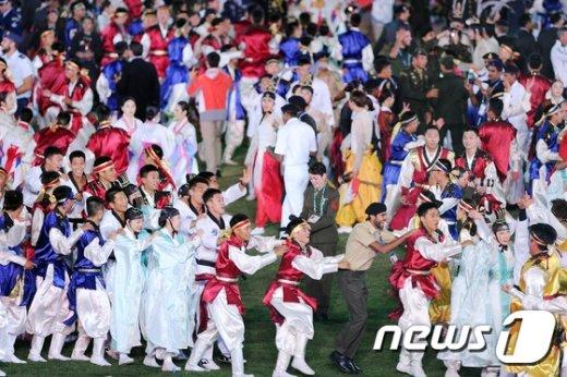 [사진]세계속의 한국