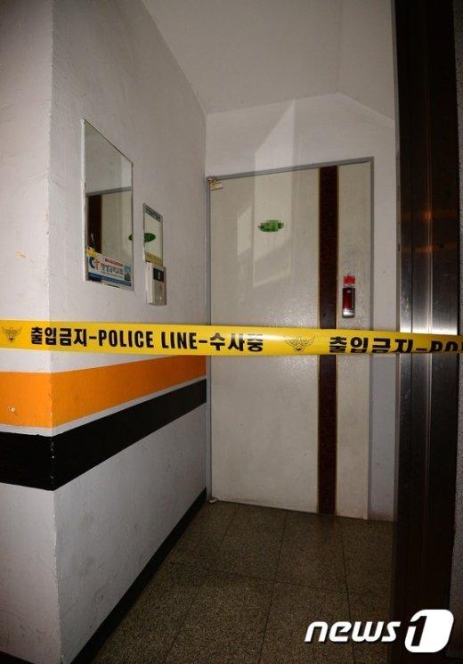 [사진]내발산동 가정집서 일가족 3명 숨진 채 발견