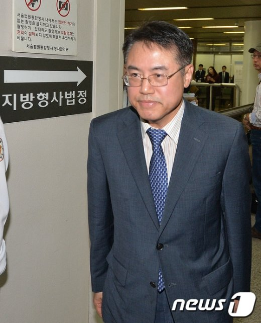 [사진]'이태원 살인사건' 재판 참석하는 오병주 변호사