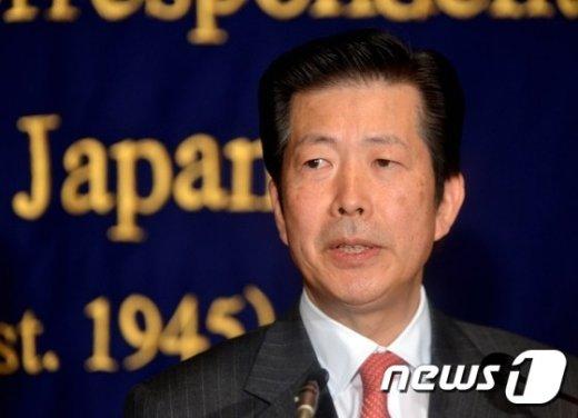 야마구치 나쓰오(山口那津男) 일본 공명당 대표. ©AFP=뉴스1
