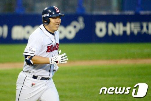 [사진]김현수 '동점이다'