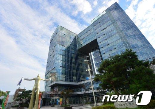서울 서초구 서울행정법원. /뉴스1 © News1 변지은 인턴기자