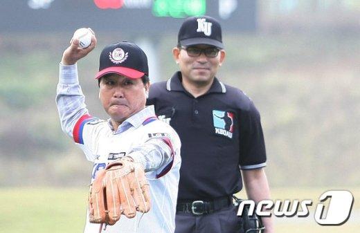[사진]LG배 한국여자야구대회