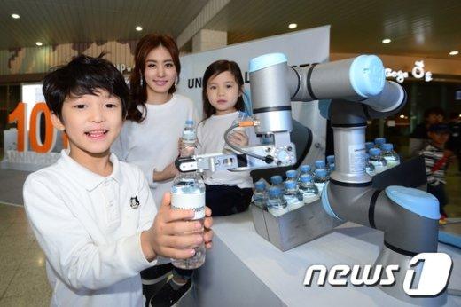 [사진]'유니버설 로봇 UR3 쇼케이스'