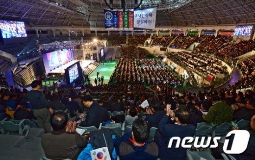 [사진]제3회 국민 통일안보 한마당