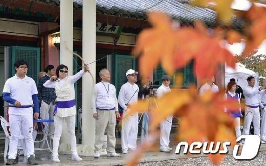 [사진]'가을을 쏘다'