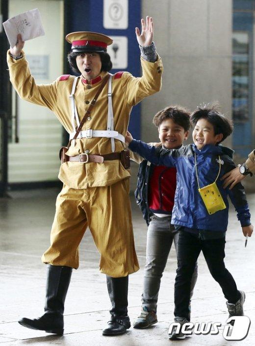 [사진]'일본순사 꼼짝마'